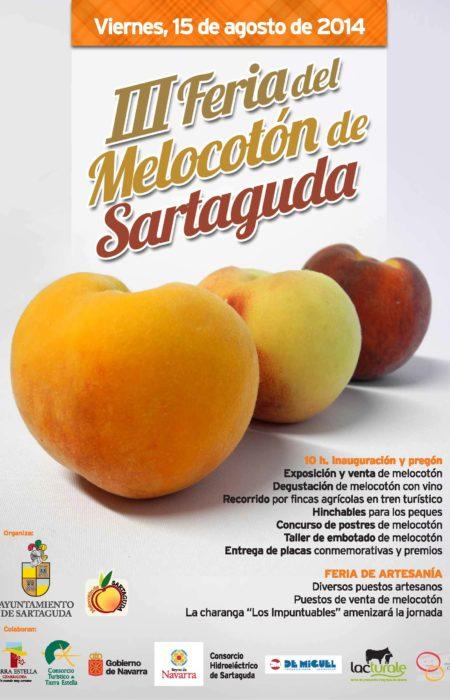 MELOCOTON SARTAGUDA CARTEL