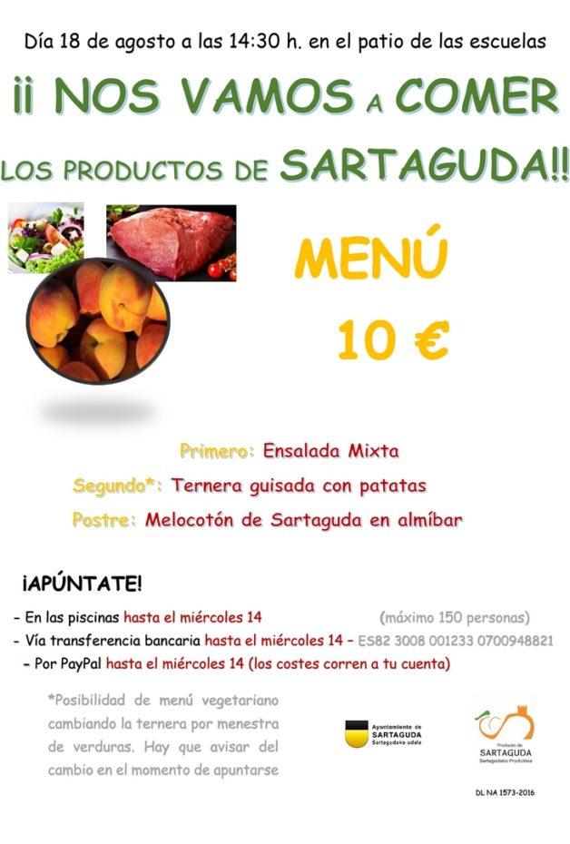 cartel comida 1